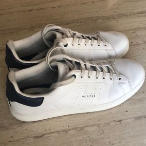 Tommy Hilfiger | Men's | Size US 11 | white & blue
